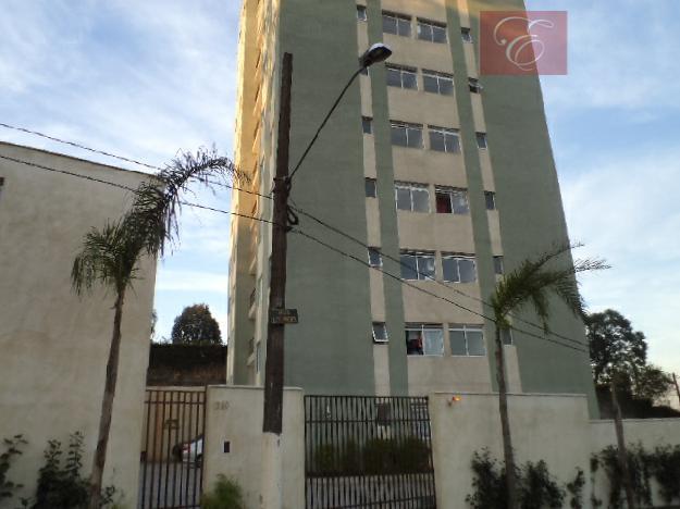 Apartamento de 2 dormitórios em Residencial Da Aldeia, Cotia - SP