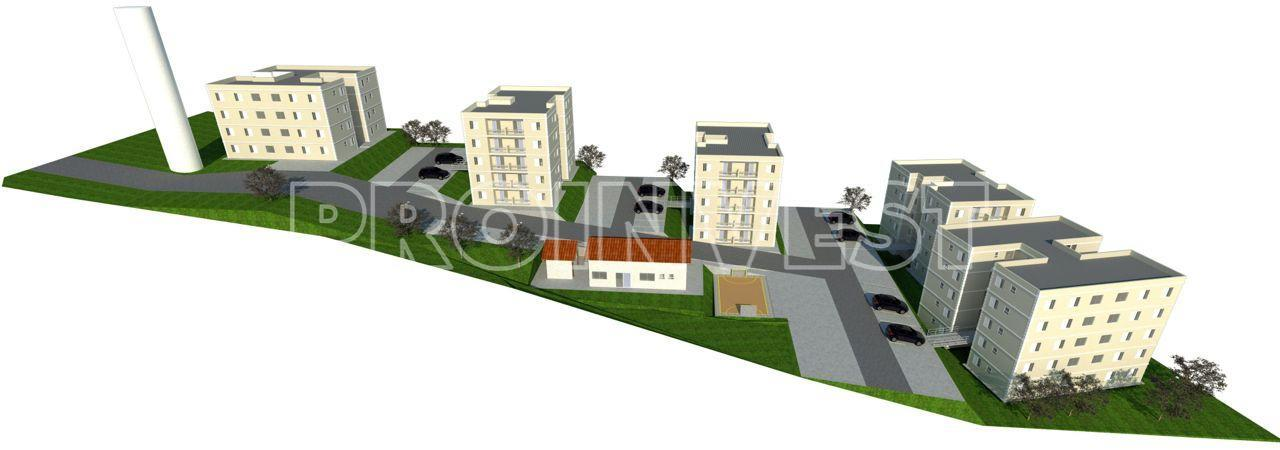 Apartamento de 3 dormitórios em Residencial Orquídea, Cotia - SP