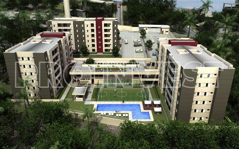 Apartamento de 2 dormitórios à venda em Granja Viana, Cotia - SP