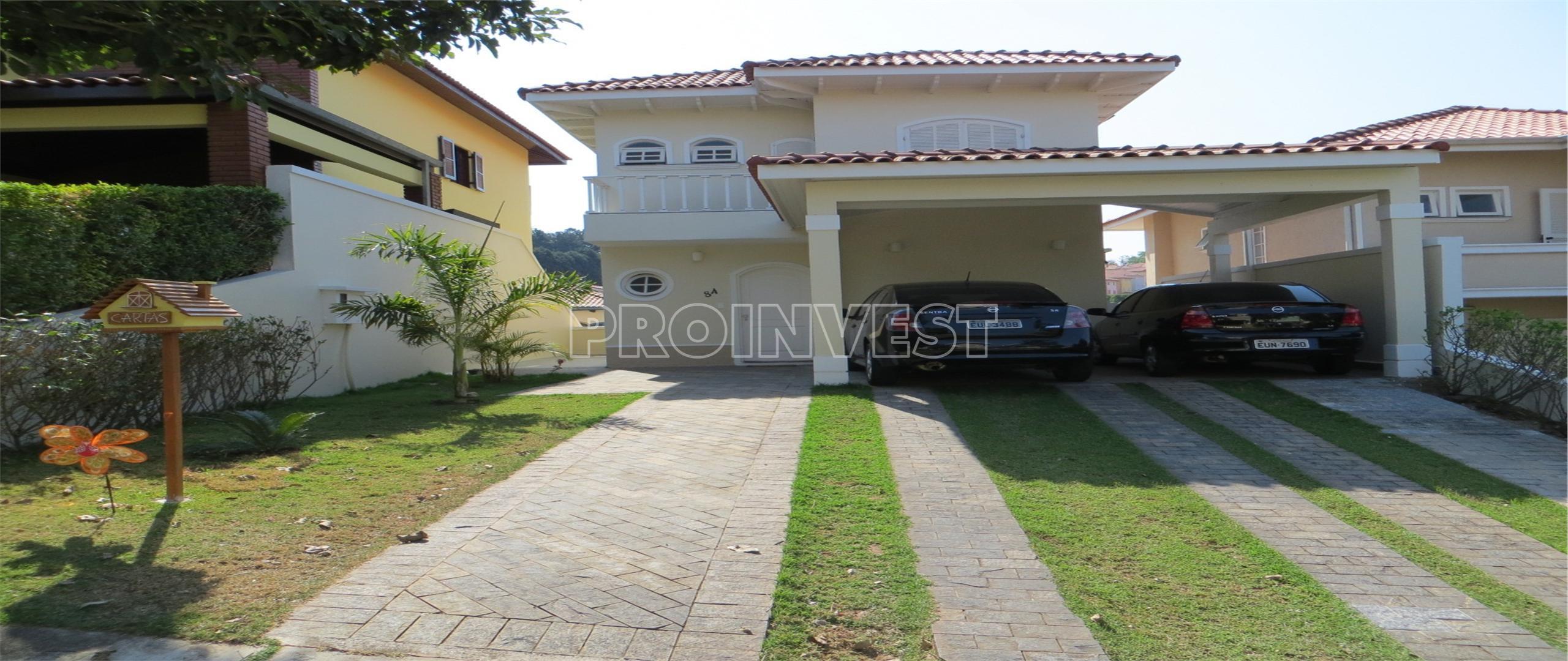 Casa de 4 dormitórios em Vila Nova, Cotia - SP
