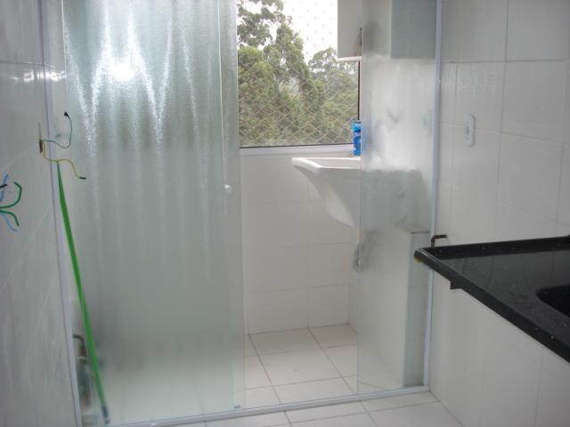 Apartamento de 2 dormitórios à venda em Granja Viana, Carapicuíba - SP