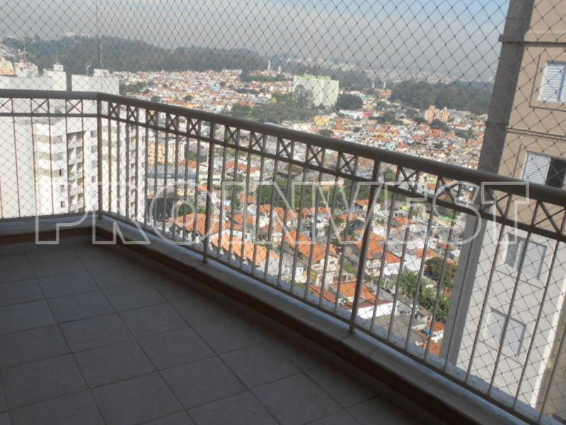 Apartamento de 4 dormitórios à venda em Raposo Tavares, São Paulo - SP