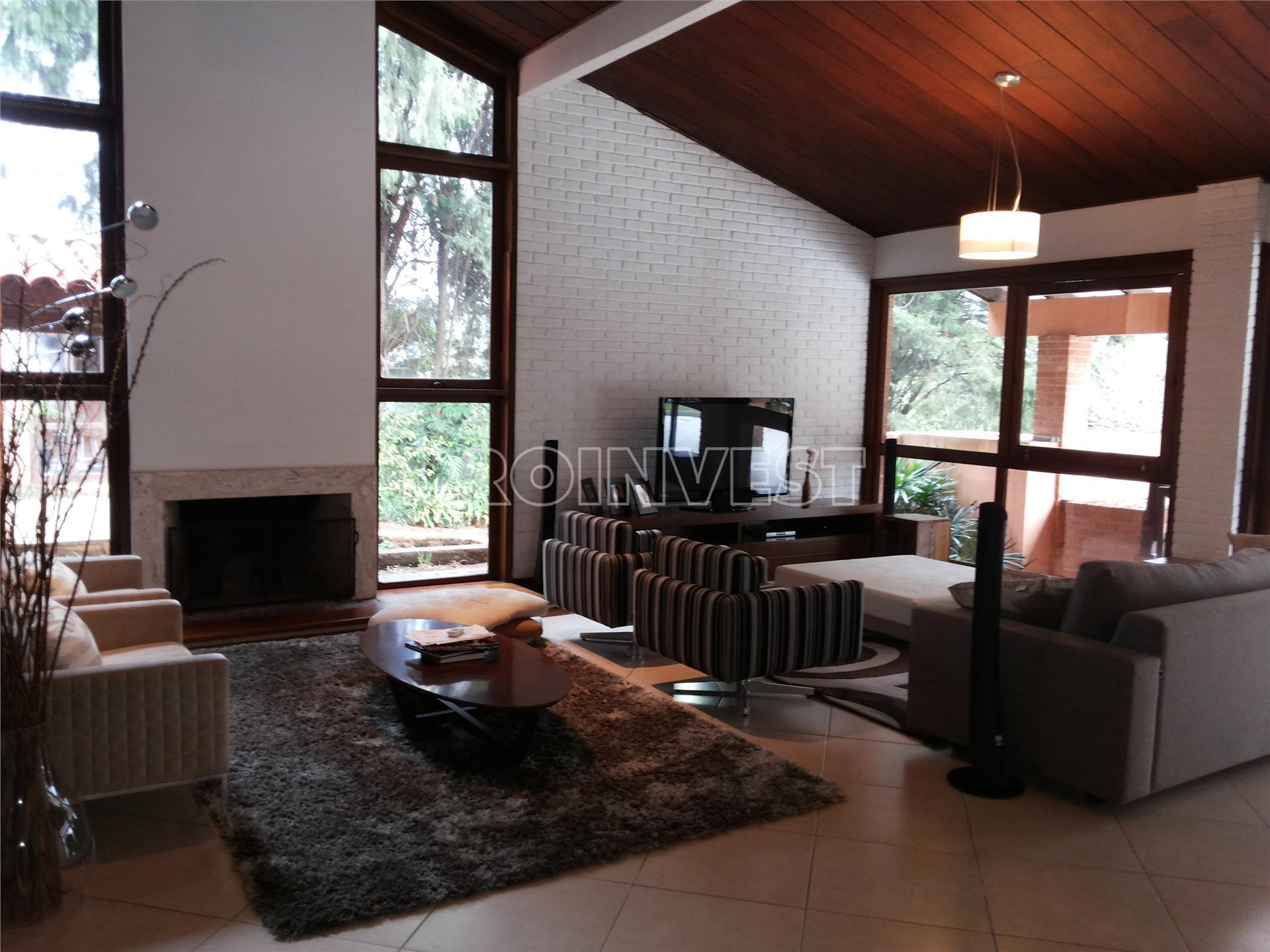 Casa de 4 dormitórios à venda em Villa Vianna, Cotia - SP