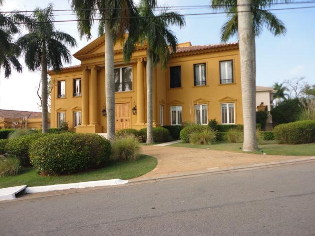 Casa de 4 dormitórios à venda em Residencial Dois (Tamboré), Santana De Parnaíba - SP
