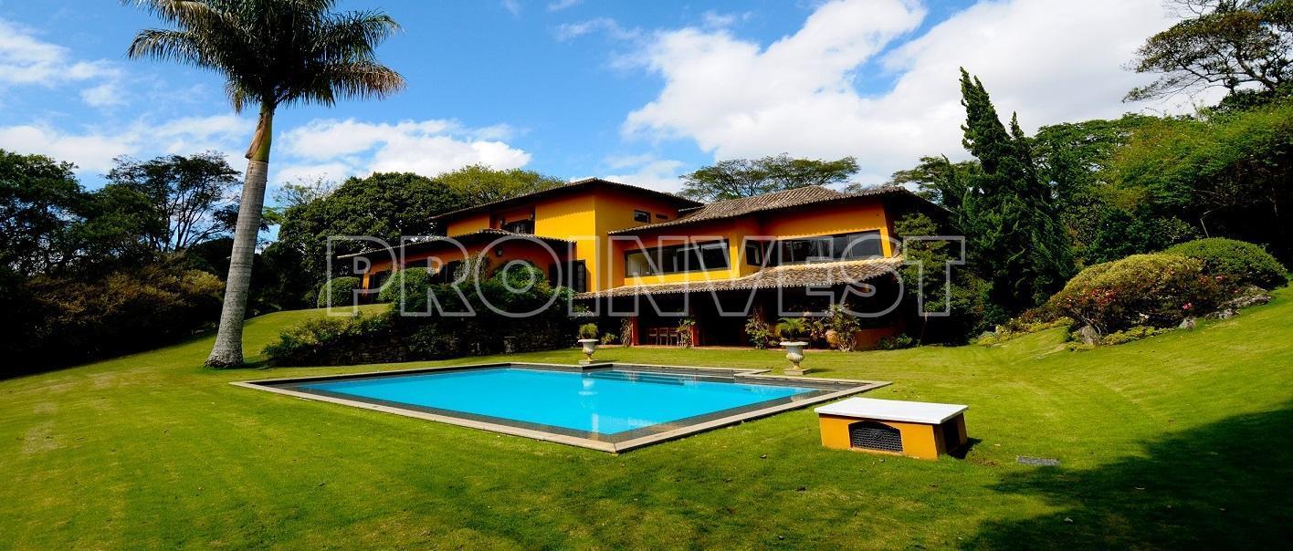 Casa Residencial à venda, Vila de São Fernando (São Fernando Golf Club), Cotia - CA1794.