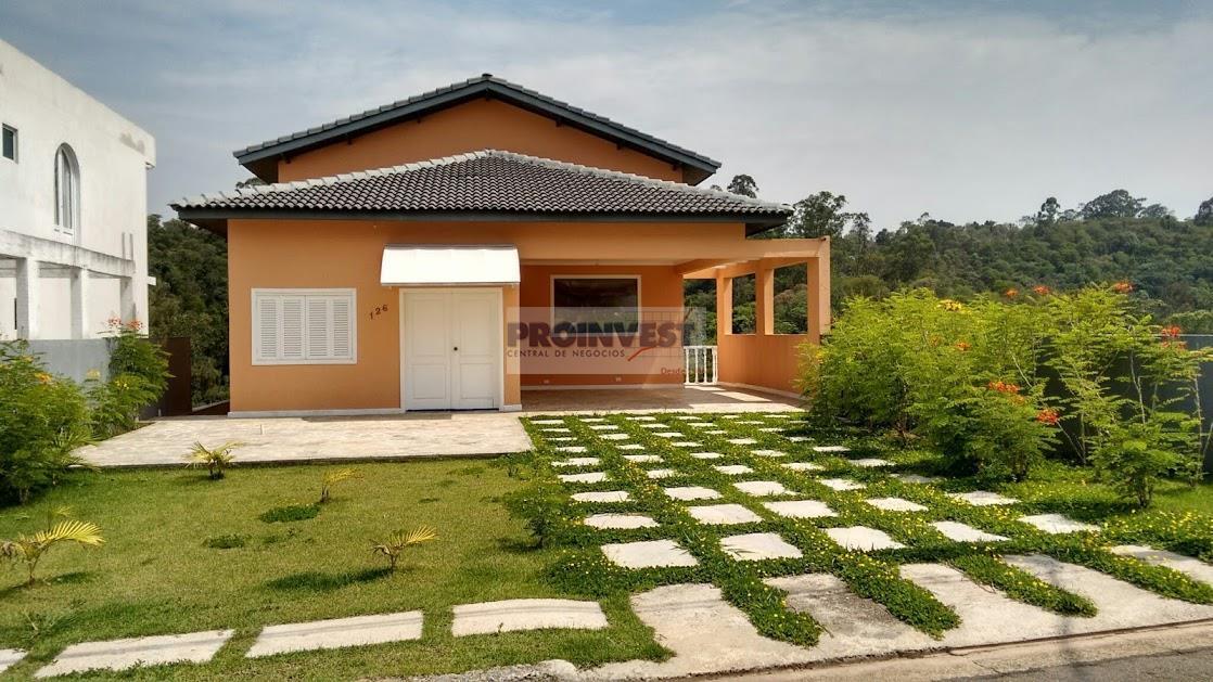 Casa residencial à venda, Reserva Vale Verde, Cotia.