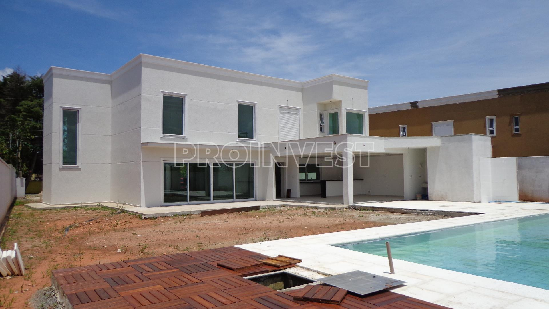 Casa de 4 dormitórios em Jardim Passárgada I, Cotia - SP