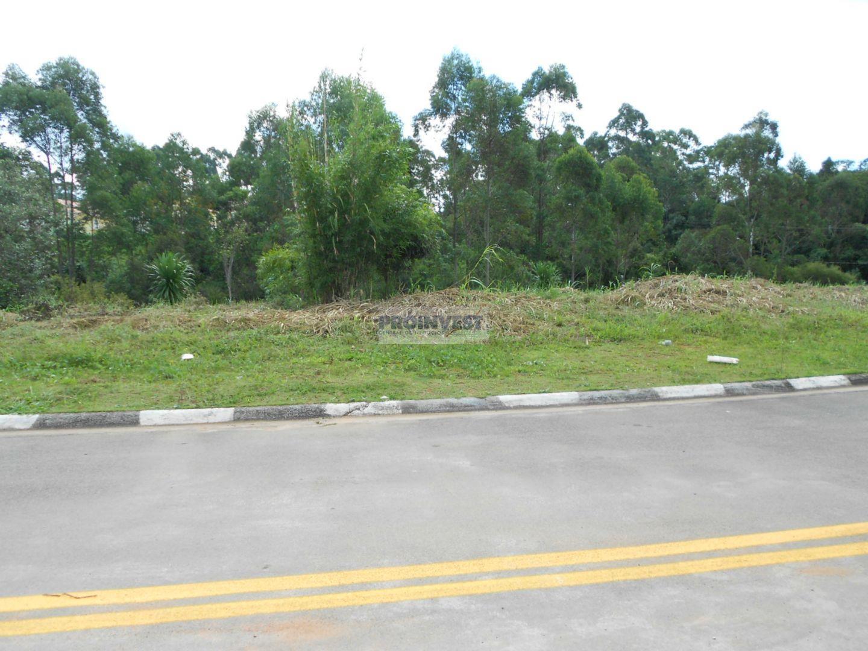 Terreno com 504m2 para venda, fundos para área verde, Condomínio Paysage Brise, Vargem Grande Paulista.