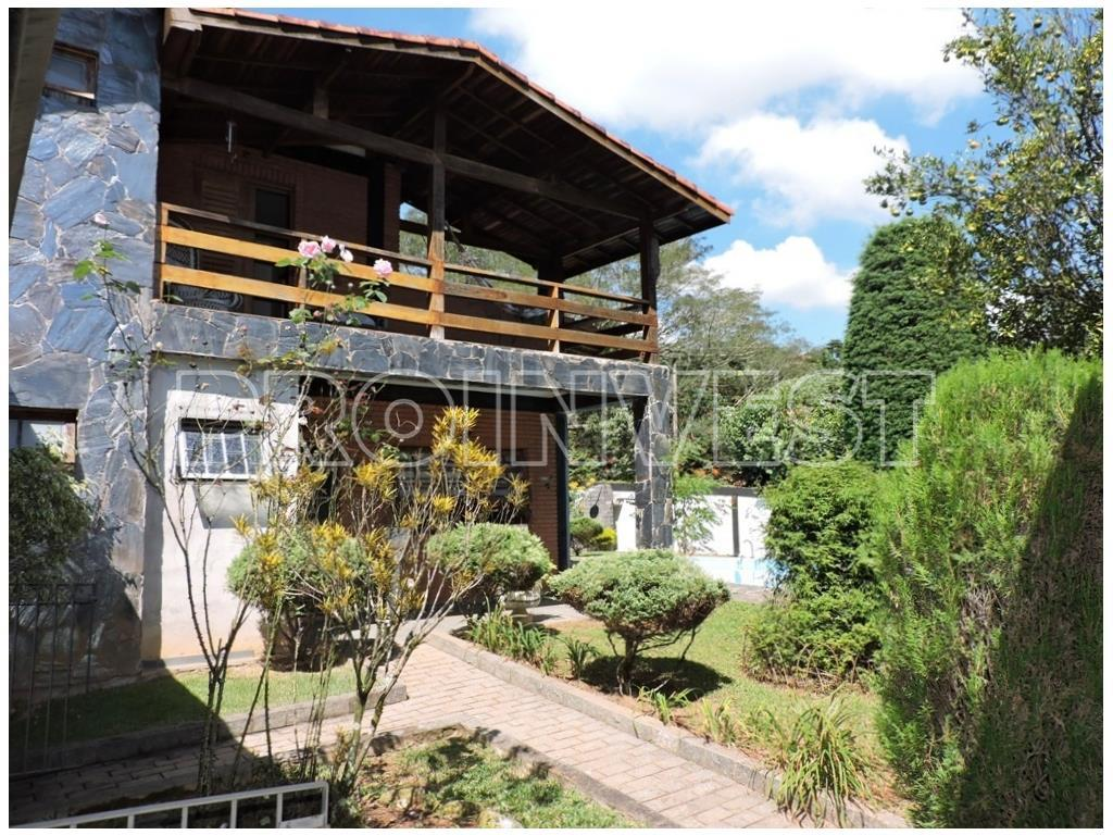 Casa de 4 dormitórios em Águas Da Fazendinha, Carapicuíba - SP