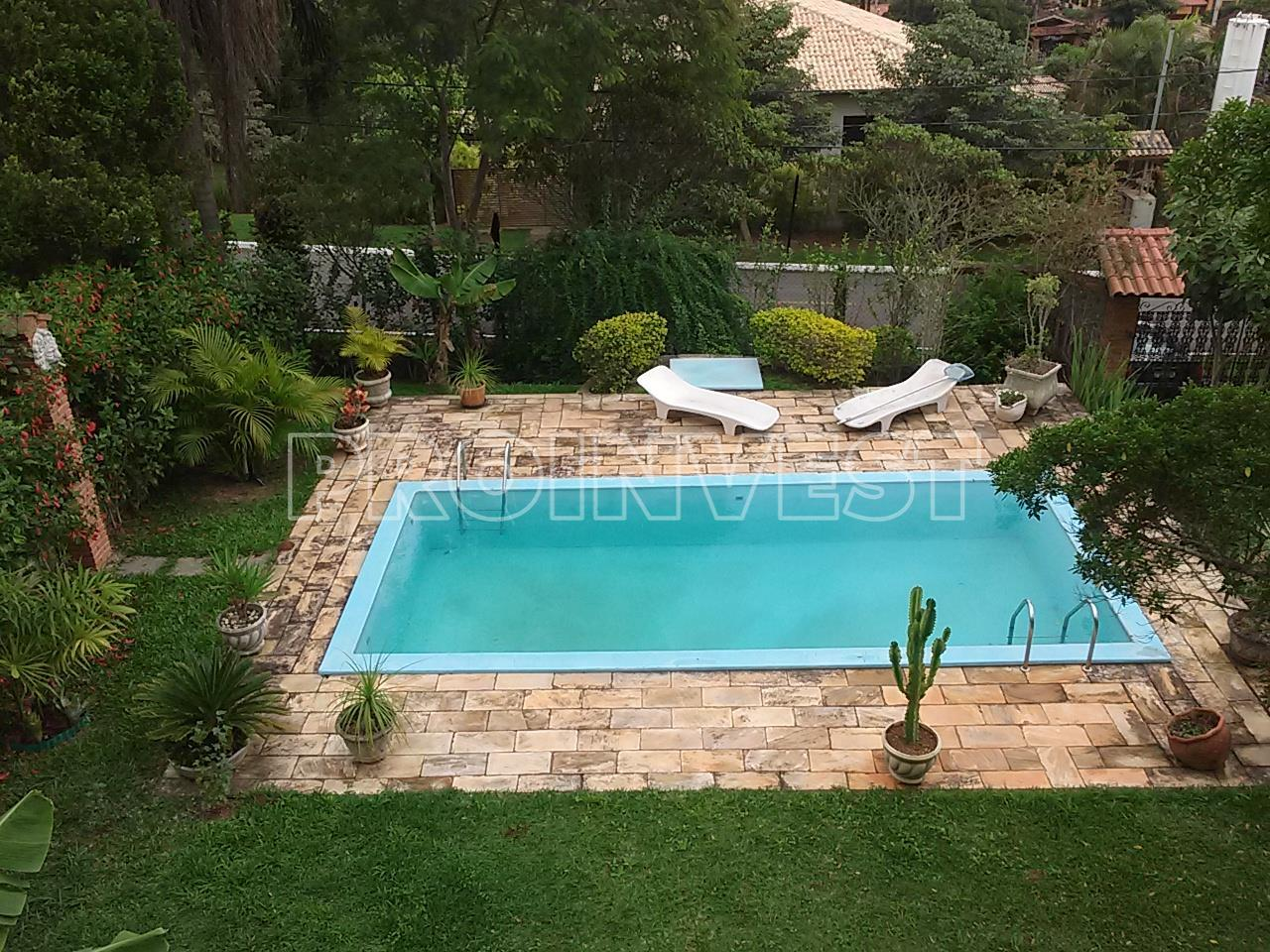 Casa de 4 dormitórios à venda em Colinas De Caucaia, Cotia - SP