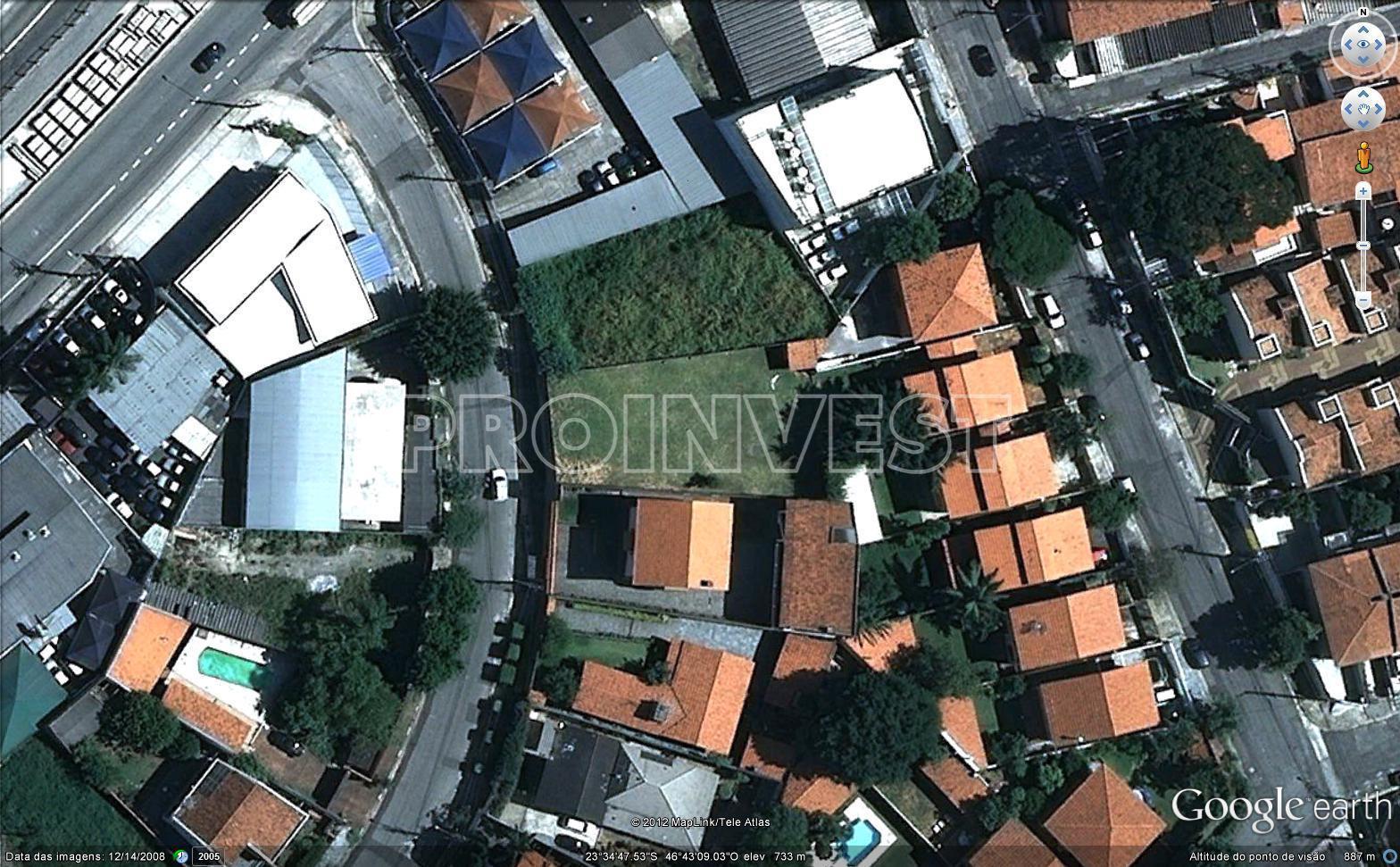 Terreno à venda em Caxingui, São Paulo - SP