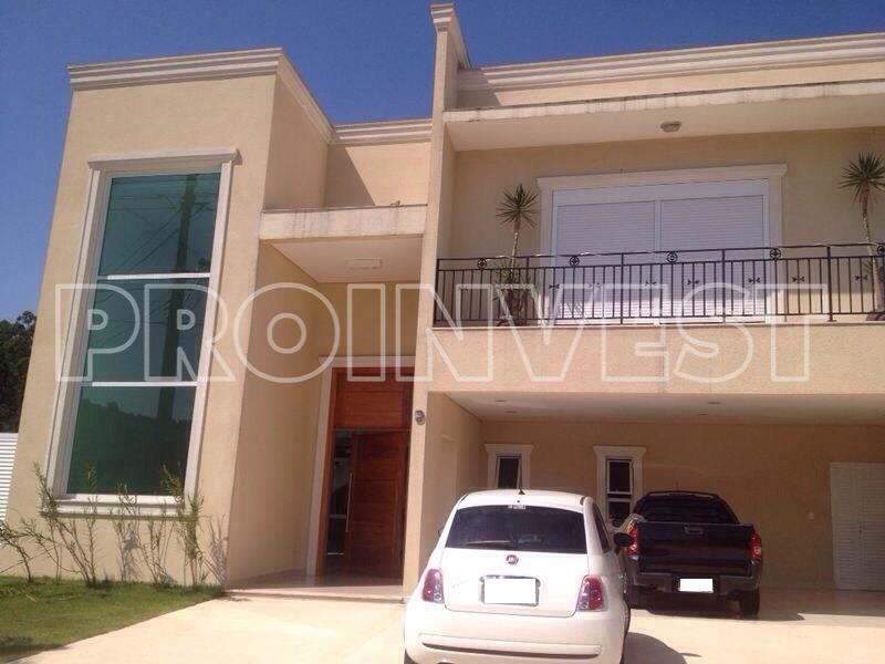 Casa de 4 dormitórios à venda em Condomínio Campos Do Conde, Santana De Parnaíba - SP