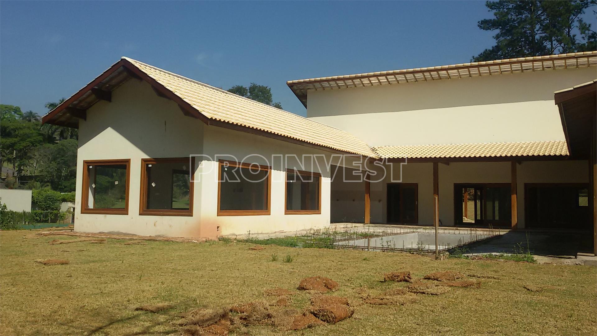 Casa de 4 dormitórios em Haras Guancan, Cotia - SP