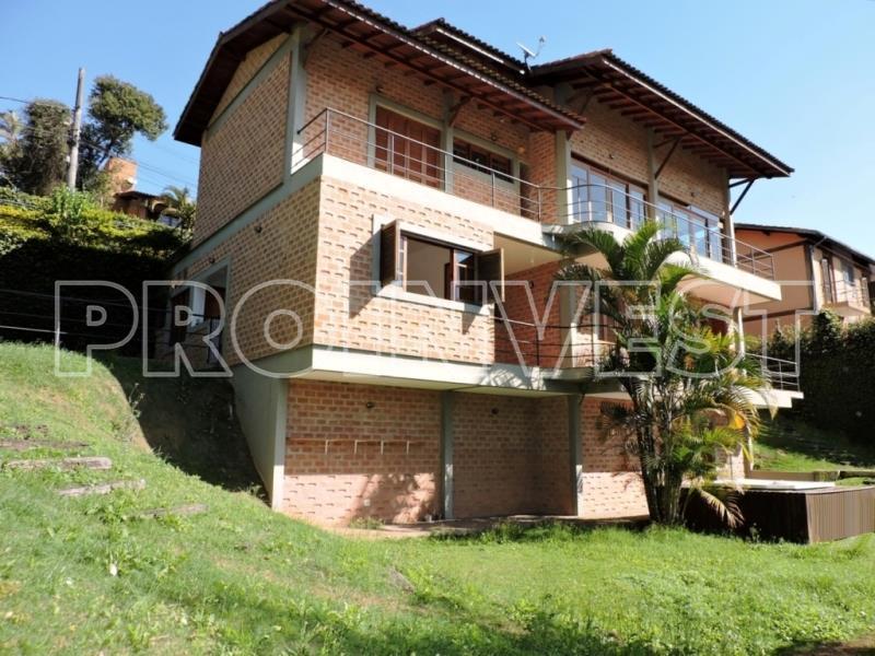Casa de 4 dormitórios em Miolo Da Granja, Cotia - SP