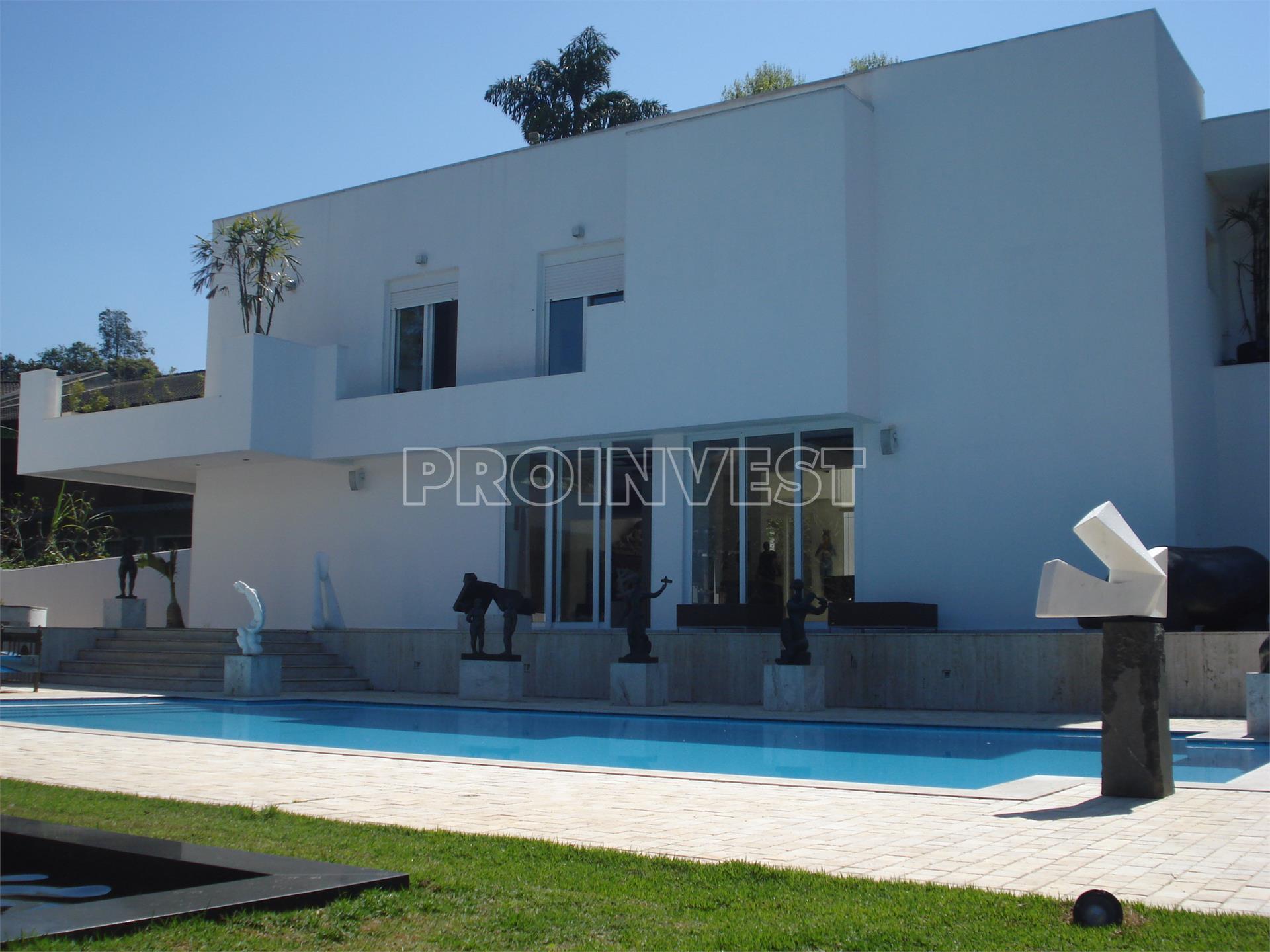 Casa residencial à venda, São Fernando Golf, Cotia.