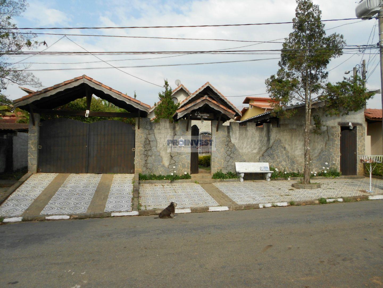 Casa  Térrea com 388,92 m2 de construção, mezanino, piscina, churrasqueira e terraço, Haras Bela Vista, Vargem Grande Paulista.