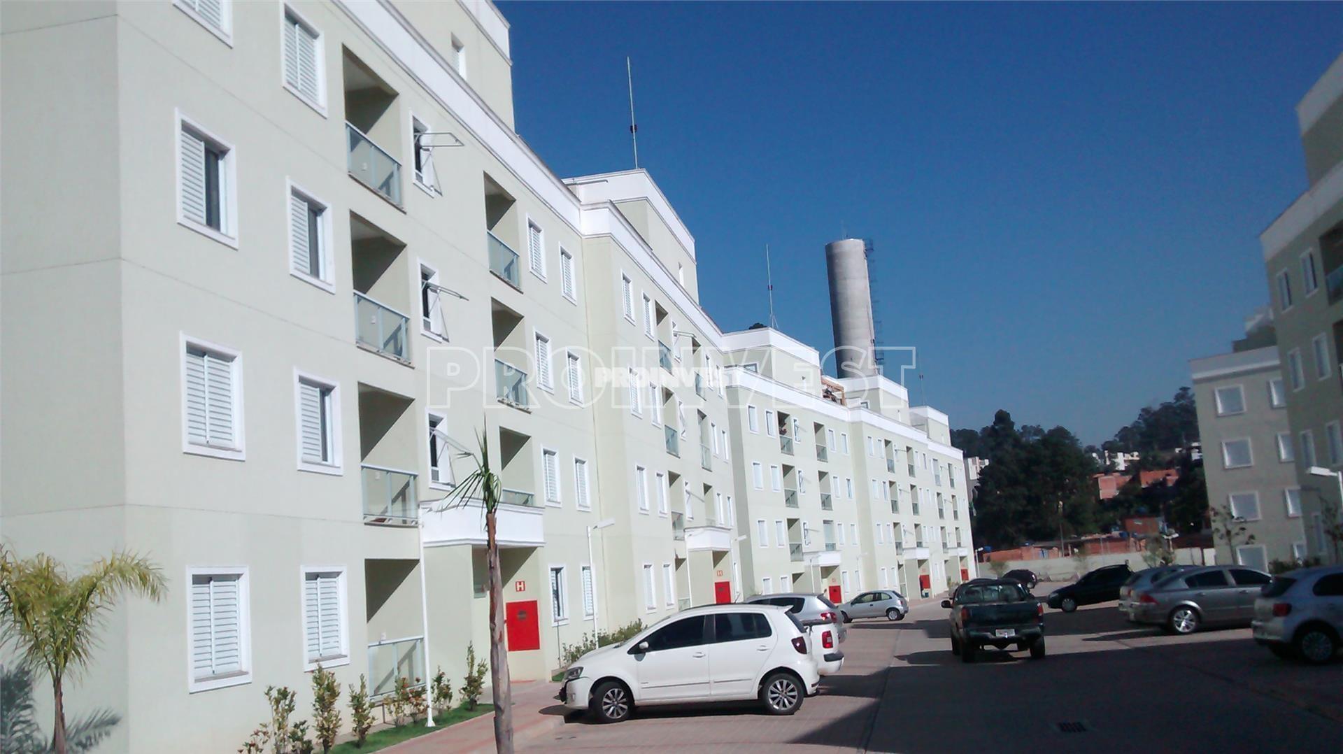 Apartamento de 2 dormitórios em Granja Viana, Cotia - SP