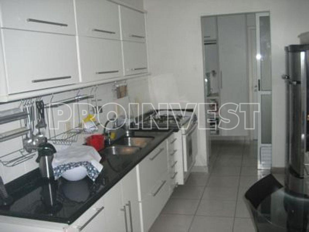 Cobertura de 4 dormitórios à venda em Vila São Francisco, São Paulo - SP