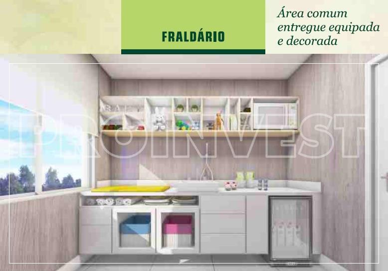 Apartamento de 1 dormitório em Jardim Tupanci, Barueri - SP