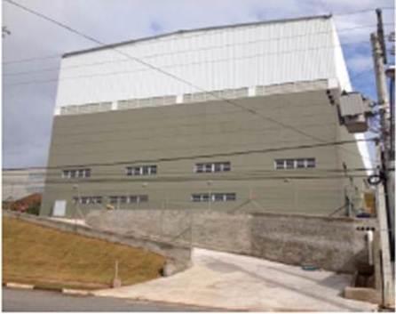 Galpão em Parque Industrial San José, Cotia - SP
