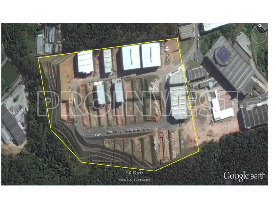 Área em Parque Industrial San José – Reserva, Cotia - SP