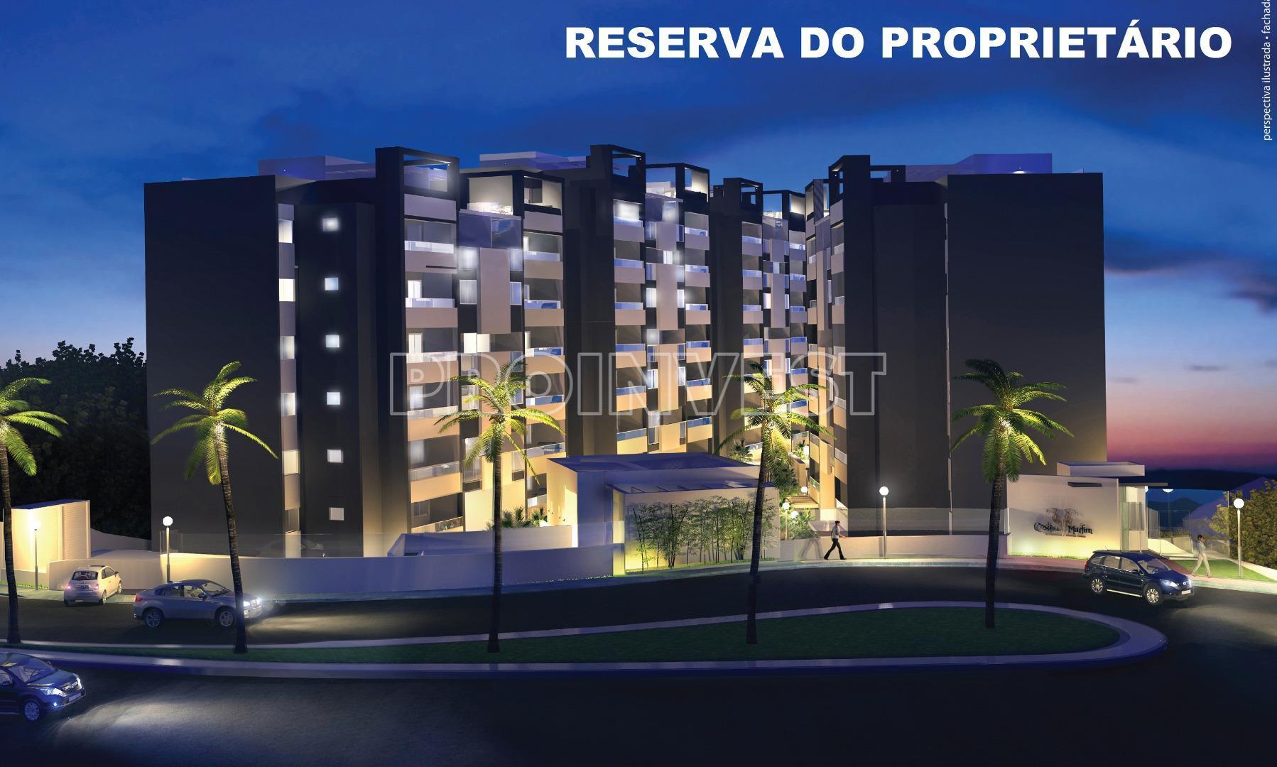 Apartamento de 1 dormitório em Residencial Costa Do Marfim, Cotia - SP