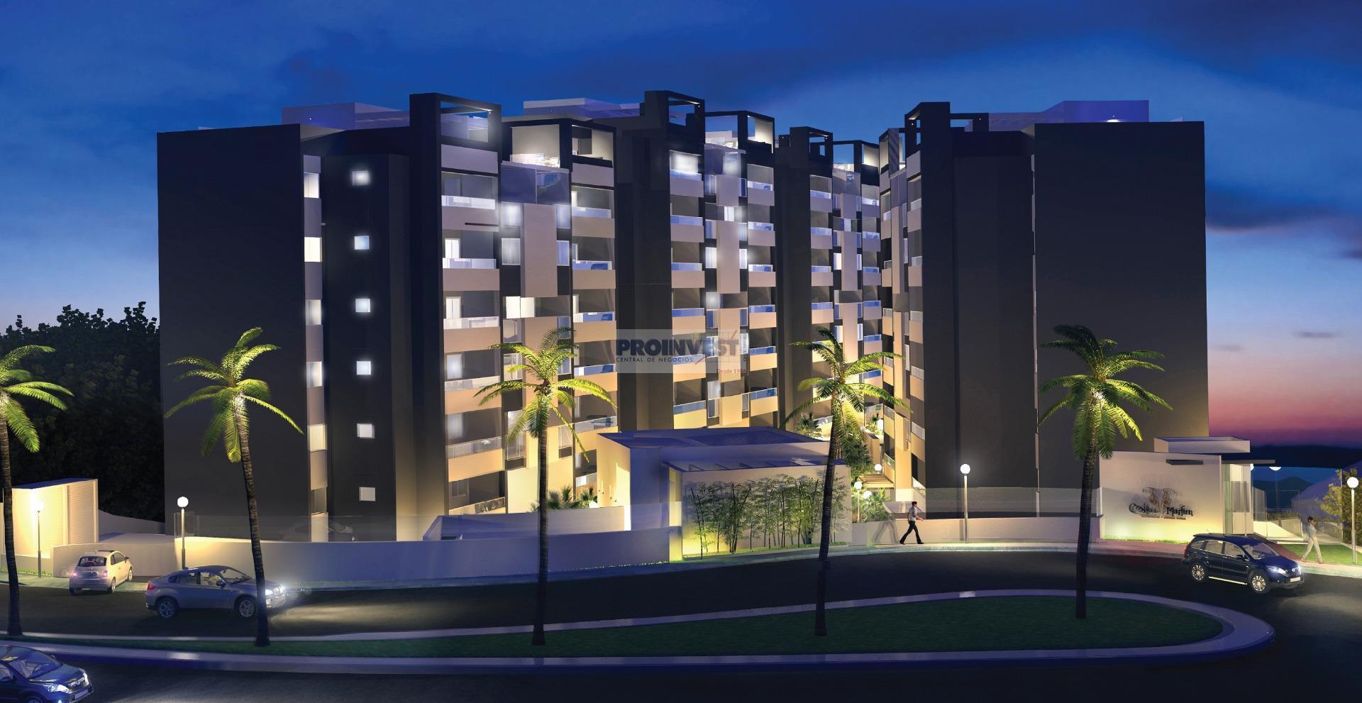 Apartamento residencial à venda, Residencial Costa do Marfim, Cotia - AP3390.