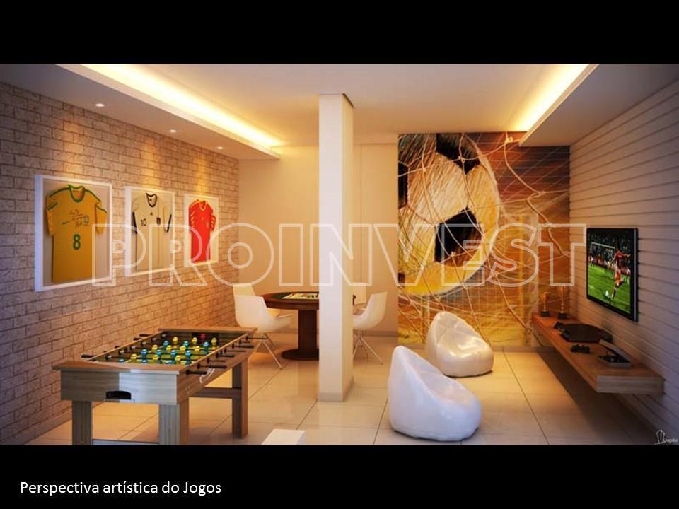 Apartamento de 2 dormitórios em Estilo Club Granja Viana, Cotia - SP