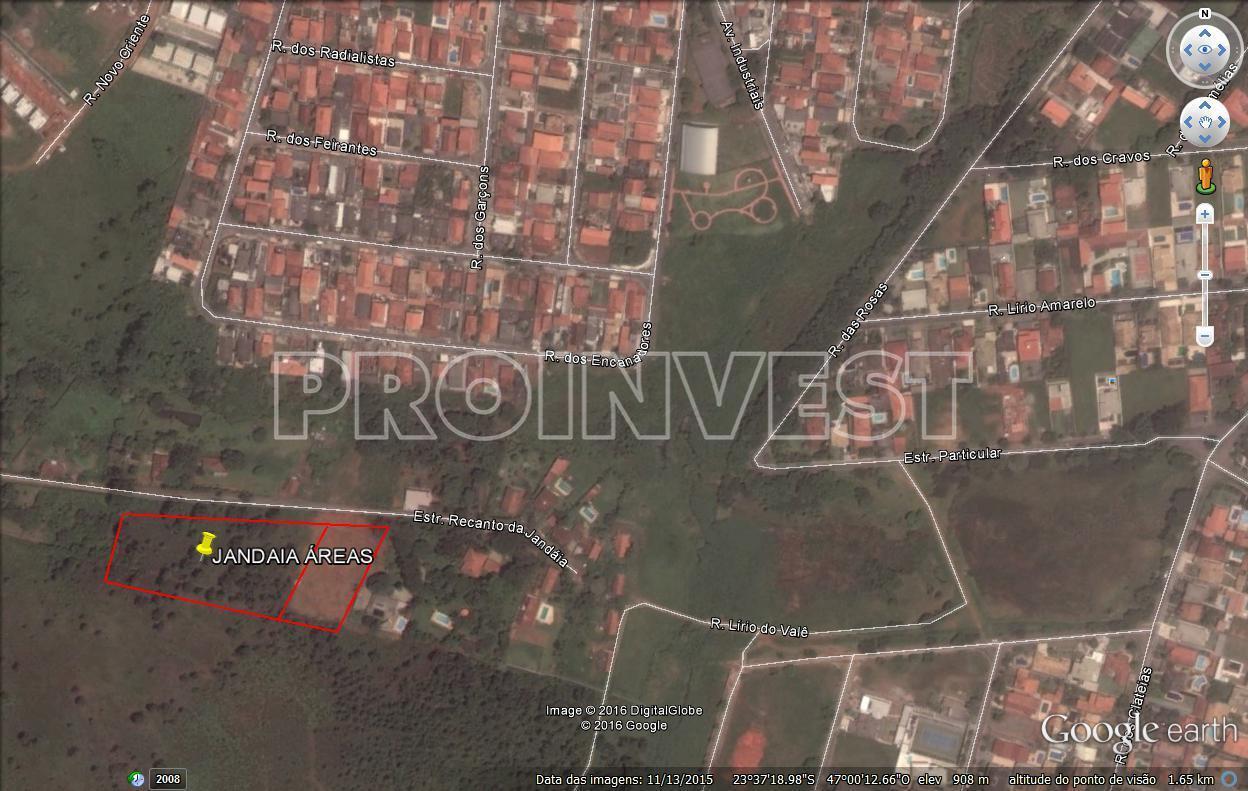 Área em Recanto Jandaia, Vargem Grande Paulista - SP