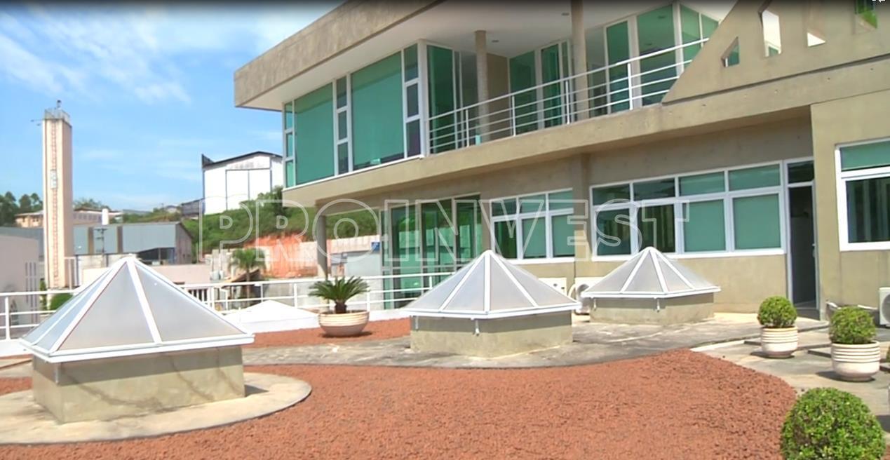 Galpão à venda em Industrial Trade Hill, Cotia - SP
