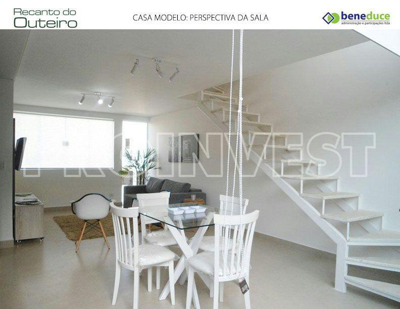 Casa de 3 dormitórios em Outeiro De Passárgada, Cotia - SP
