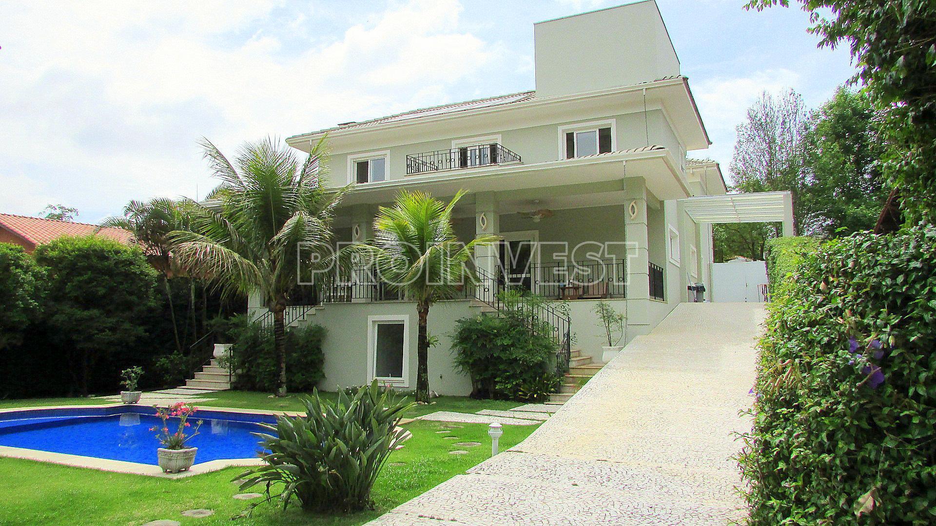 Casa residencial à venda, Residencial Euroville, Granja Viana - CA11661.