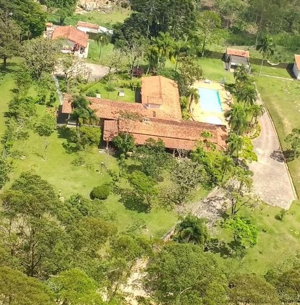 Chácara residencial à venda, Recanto Verde, Vargem Grande Paulista - CH0174.