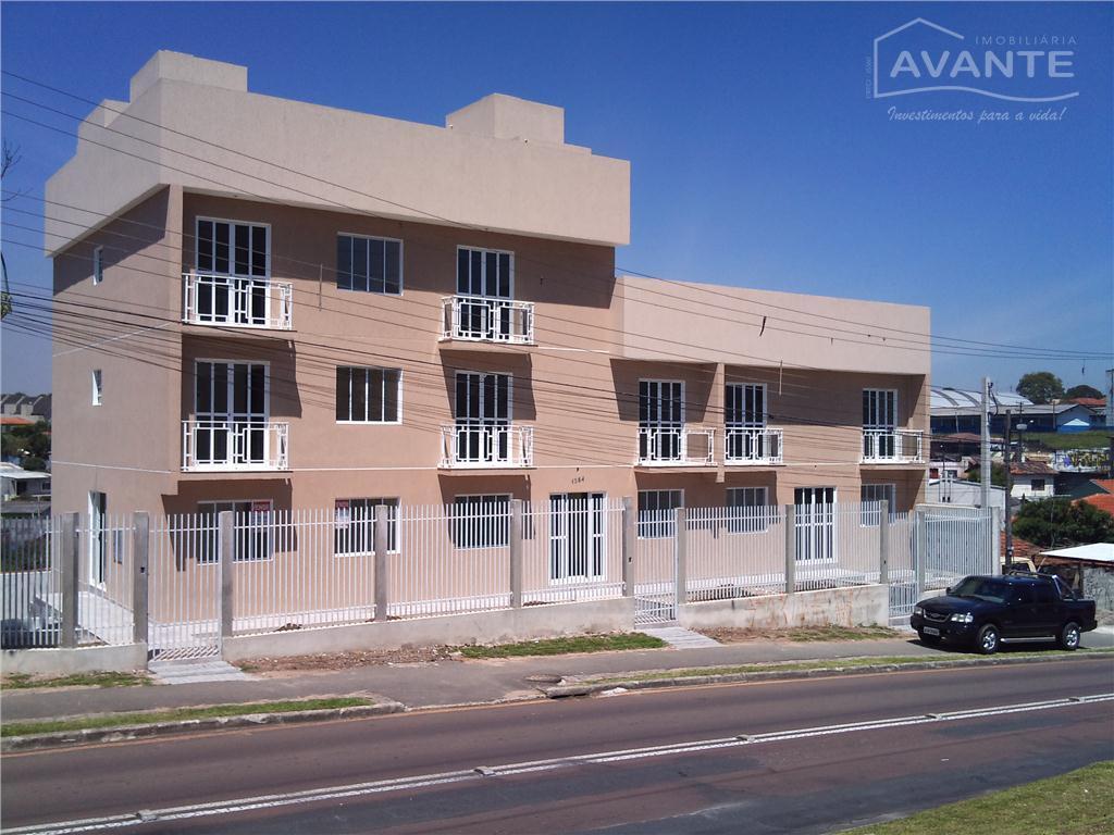 Apartamento - Pinheirinho - 2 dormitórios, 2 vagas - 75m²
