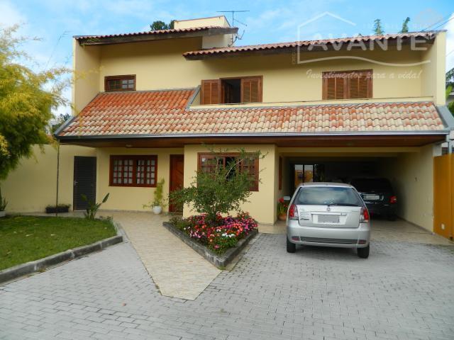 Sobrado residencial à venda, Atuba, Curitiba - SO0172.