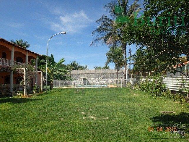 Casa Residencial à venda, Setor de Mansões Park Way, Núcleo Bandeirante - CA0005.