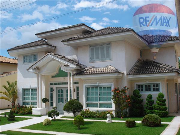 Sobrado Residencial à venda, Condomínio Villagio Capriccio, Louveira - CA1270.
