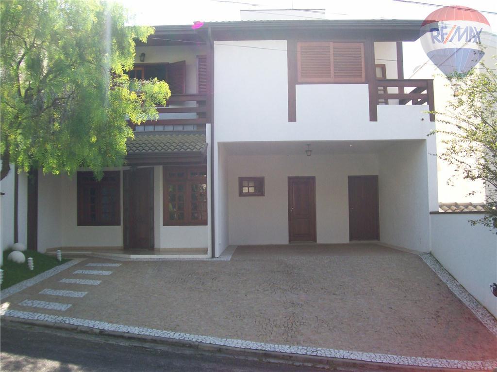 Casa residencial à venda, Condomínio Grape Village, Vinhedo - CA1831.