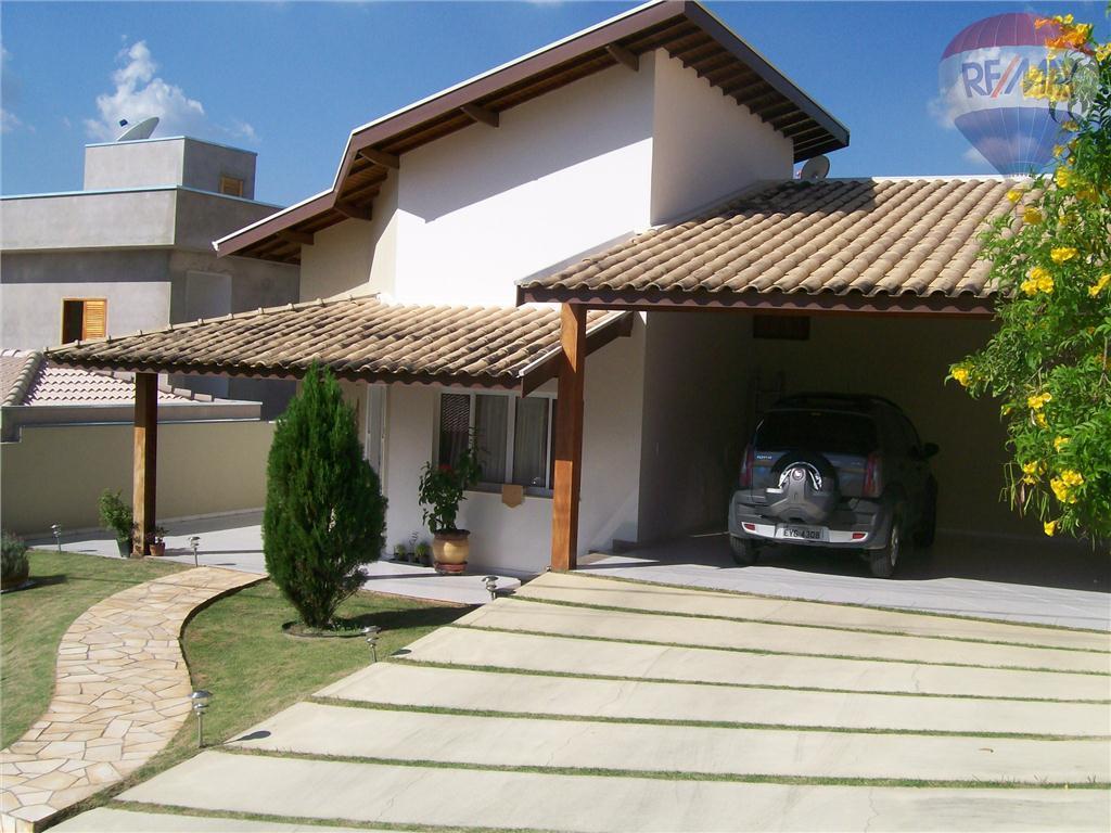 Casa residencial para venda e locação, Condomínio São Miguel, Vinhedo - CA0762.