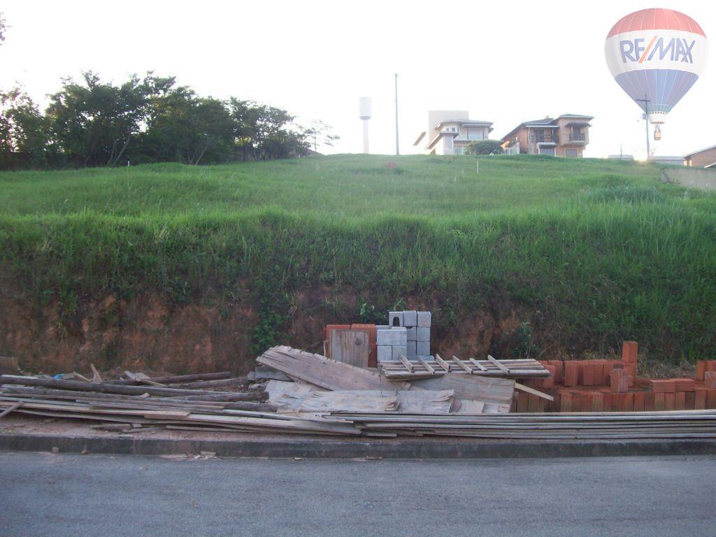 Terreno residencial à venda, Condomínio Delle Stelle, Louveira.