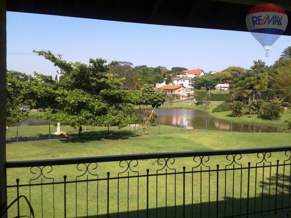 Casa residencial para venda e locação, Condomínio Marambaia, Vinhedo - CA0529.
