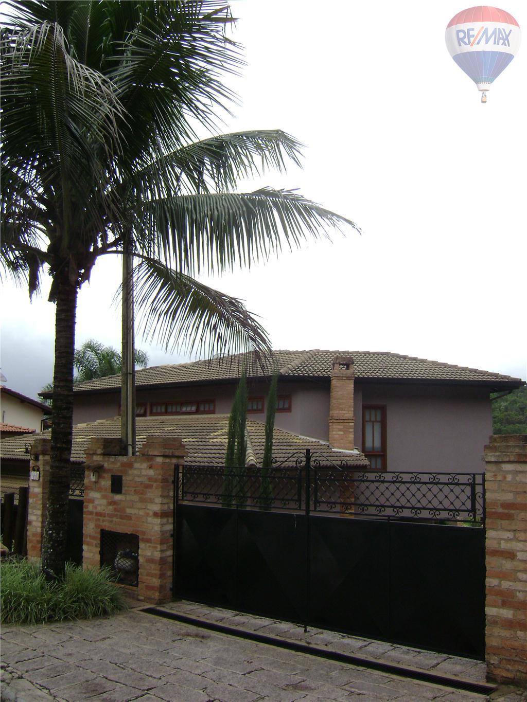 Casa residencial à venda, Condomínio Vista Alegre - Café, Vinhedo - CA1936.