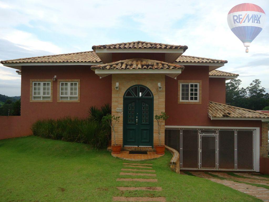 Sobrado Residencial à venda, Condomínio Santa Tereza, Itupeva - CA1231.