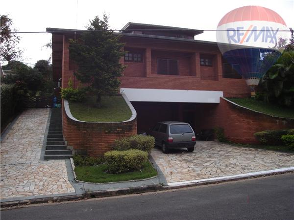 Casa residencial para locação, Condomínio Marambaia, Vinhedo - CA1374.