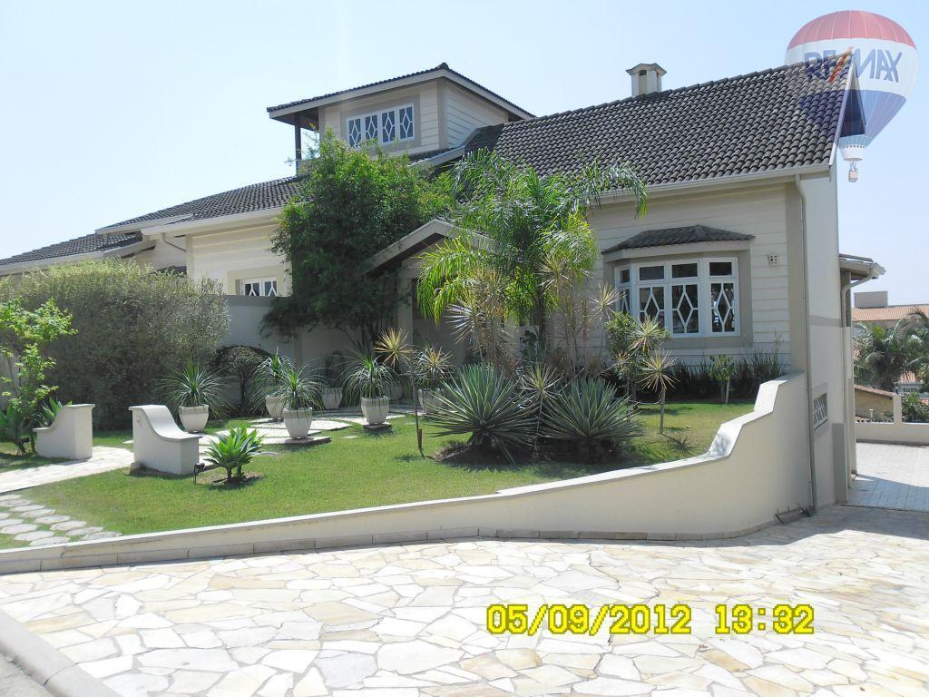 Casa residencial à venda, Jardim Paiquerê, Valinhos - CA2341.