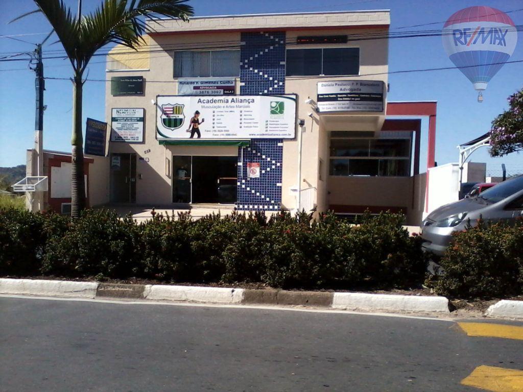 Sala comercial para locação, Jardim Brasil, Vinhedo.