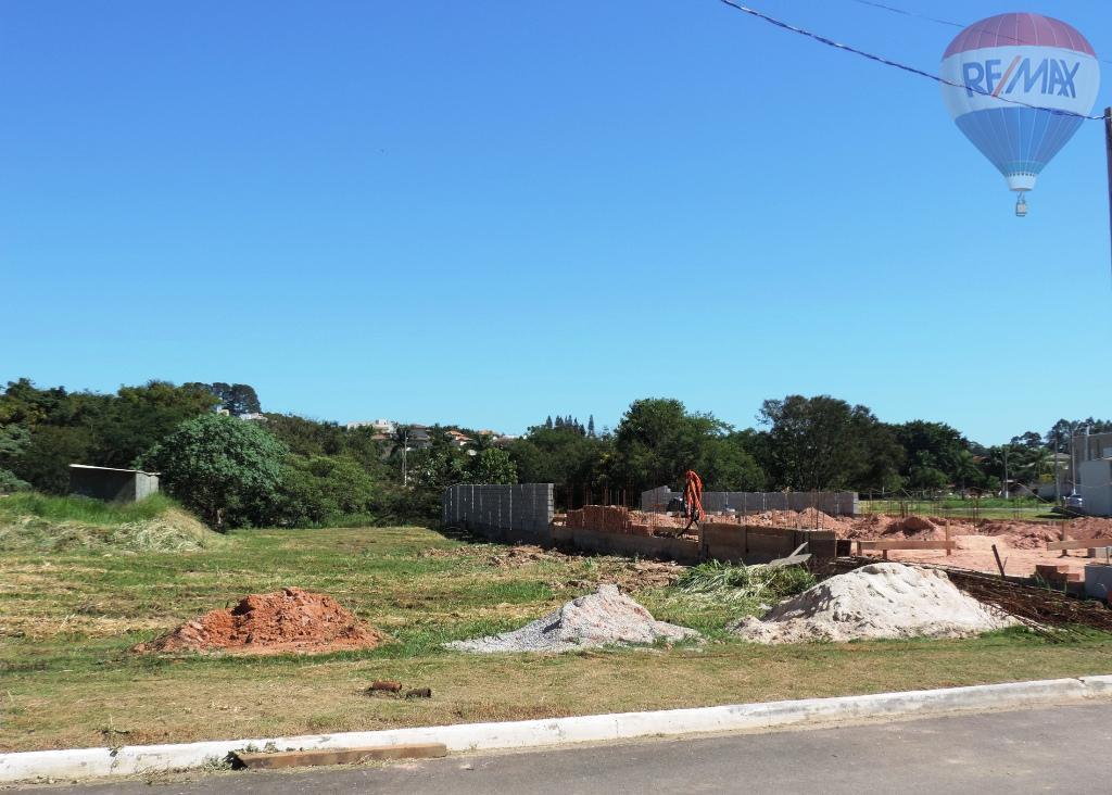 Terreno residencial à venda, Condomínio Reserva dos Vinhedos, Louveira - TE1037.