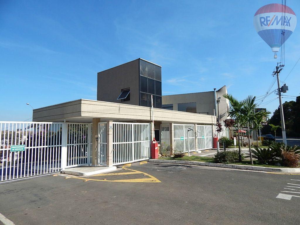 Terreno residencial à venda, Condomínio Vivenda das Quaresmeiras, Valinhos.