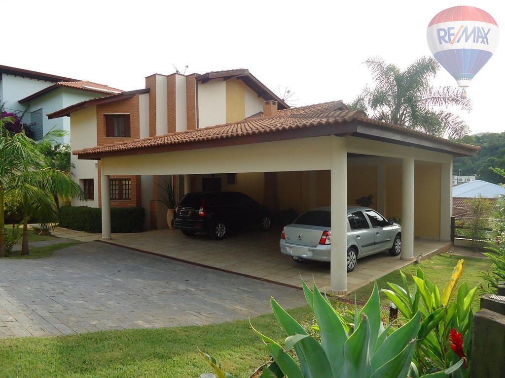 Casa residencial para venda e locação, Condomínio Vista Alegre - Café, Vinhedo - CA3001.