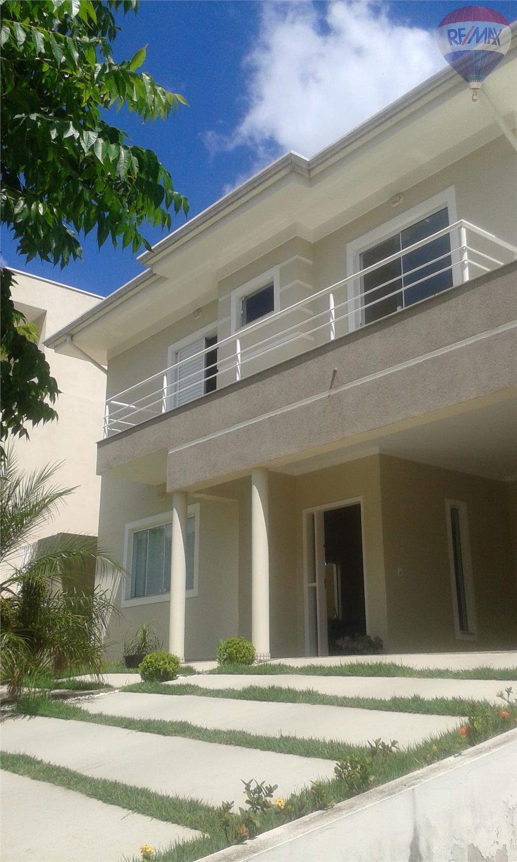Casa residencial à venda, Condomínio Morada do Bosque, Vinhedo.